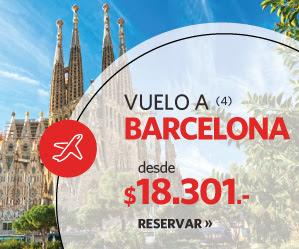 Vuelo Barcelona