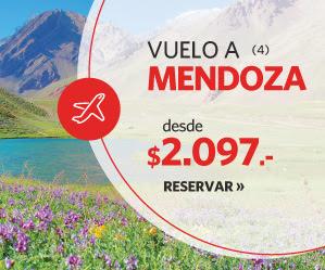 Vuelo Mendoza