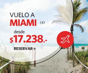 Vuelo Miami
