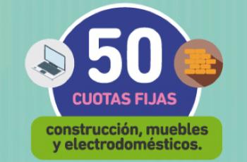 50 cuotas fijas con Banco Provincia