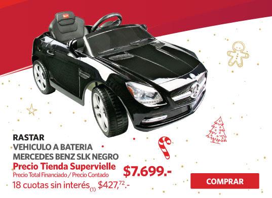 Mercedes a Bateria