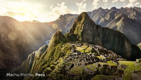 Conocé Machu Picchu 2018