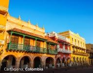 Cartagena y Crucero a las Antillas