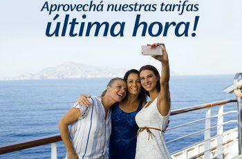 Ofertas de última hora en Costa Cruceros