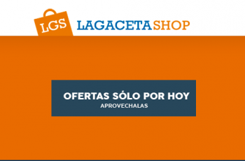 La Gaceta Shop Ofertas hasta 36 % OFF