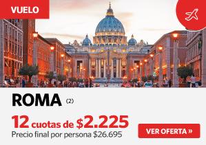 Vuelo Roma