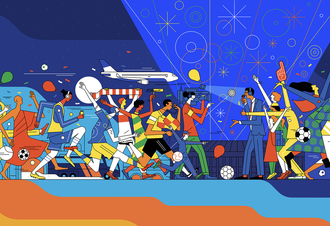 Follow the World Cup – official collection