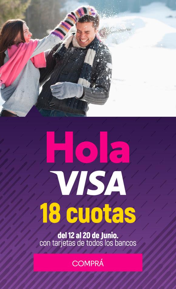 Hola Visa 18 Cuotas