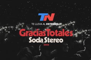 Soda Stereo, Gracias totales sorteo de entradas y viaje.