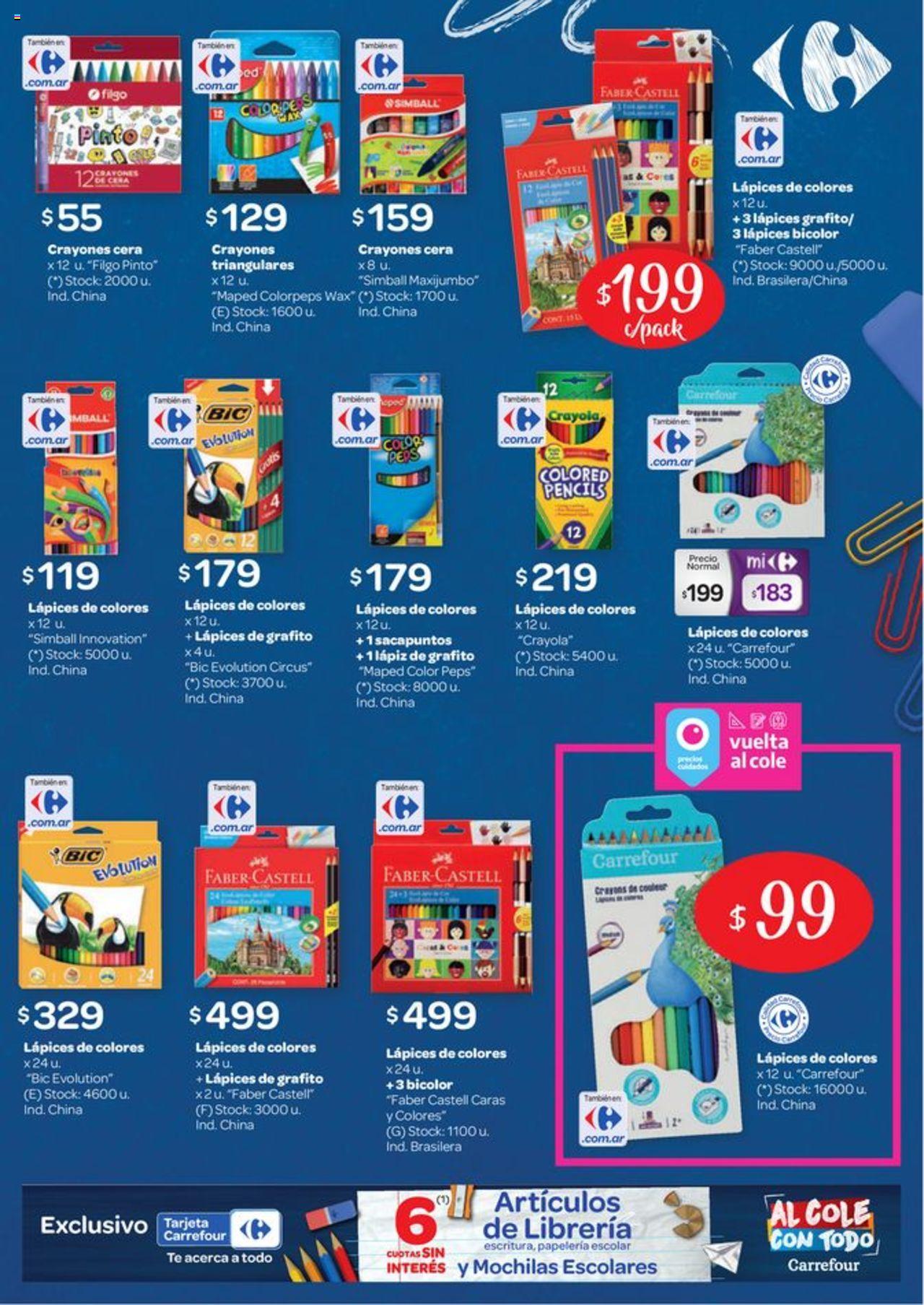 Carrefour Oferta válido desde el 13/02/2020 número de página 1 | Página: 11