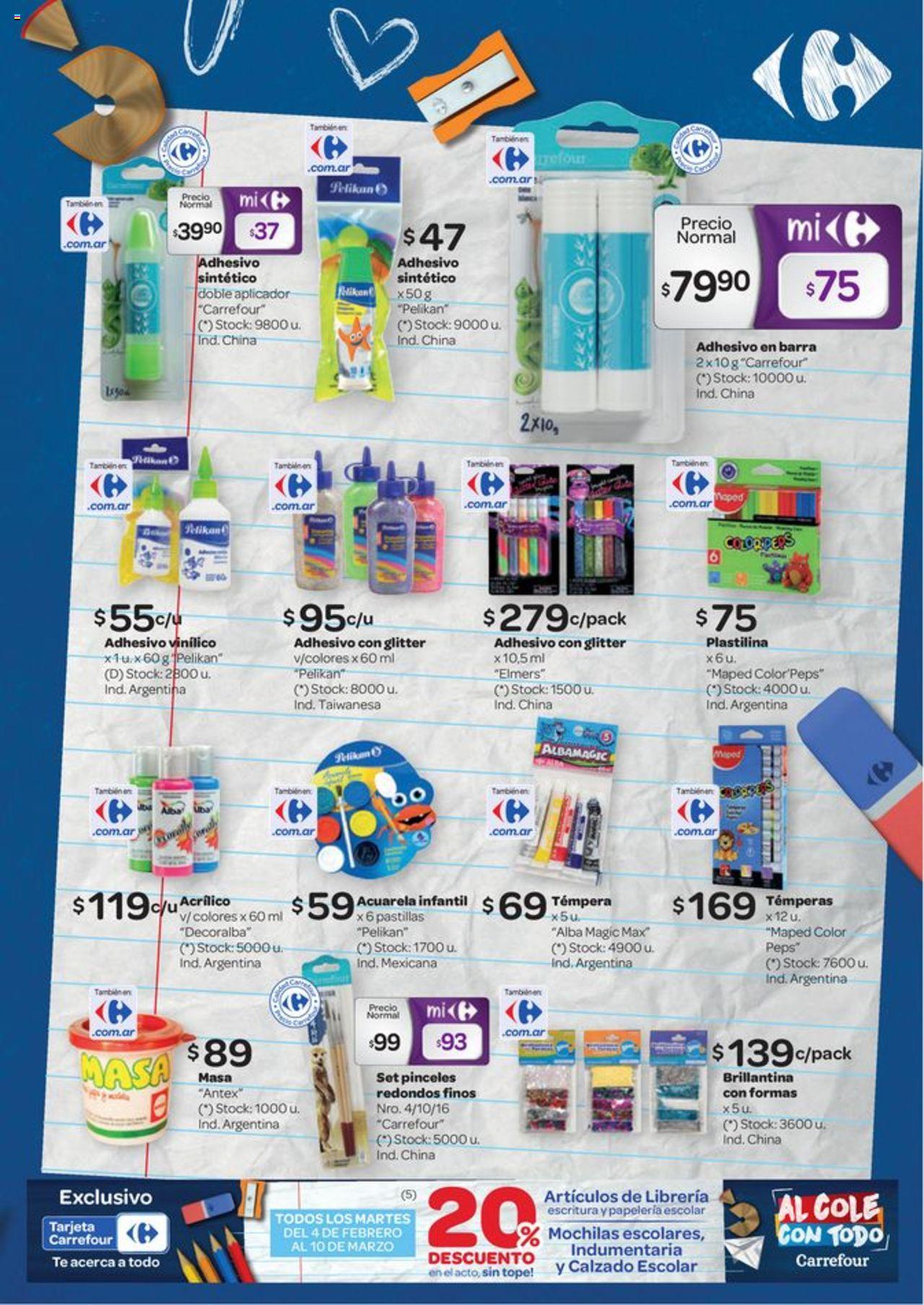 Carrefour Oferta válido desde el 13/02/2020 número de página 1 | Página: 13