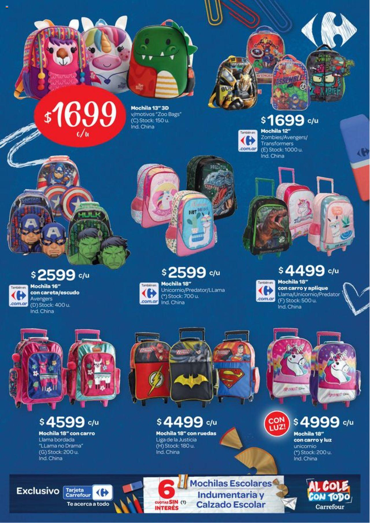 Carrefour Oferta válido desde el 13/02/2020 número de página 1 | Página: 15