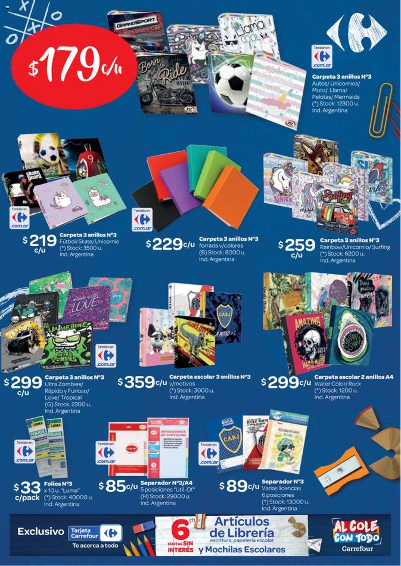 Carrefour Oferta válido desde el 13/02/2020 número de página 1 | Página: 3