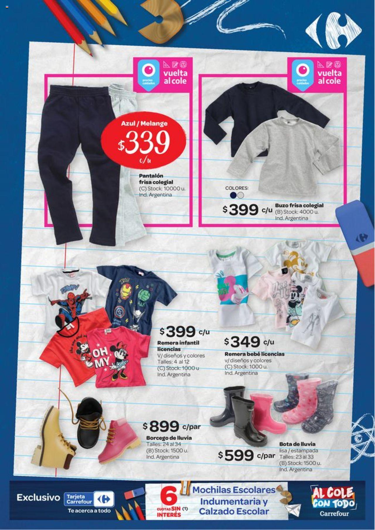 Carrefour Oferta válido desde el 13/02/2020 número de página 1 | Página: 21