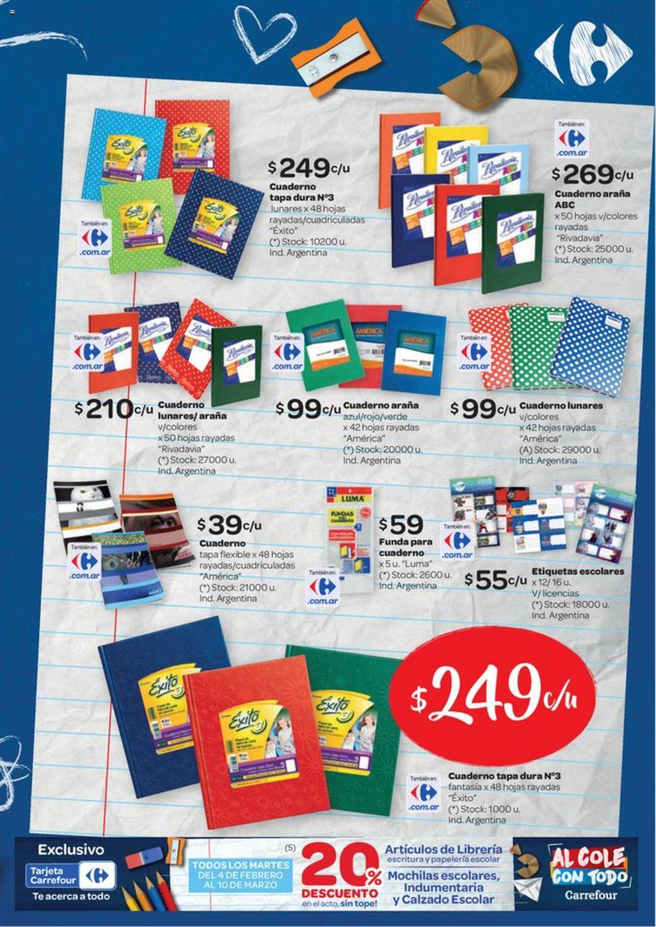 Carrefour Oferta válido desde el 13/02/2020 número de página 1 | Página: 5