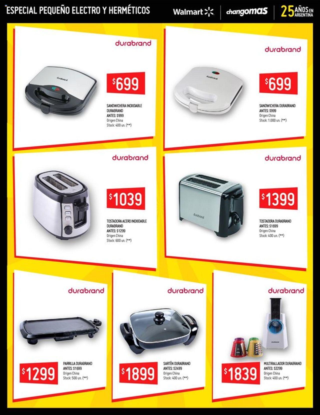 Changomas Promociones válido desde el 05/03/2020 número de página 1 | Página: 2