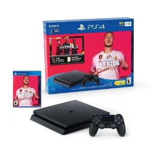 Consola Playstation 4 1tb Ps4 Fifa 2020 Bundle + Dualshock 4