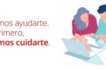 Recomendaciones de Sergio Lew CEO de Santander acerca del coronavirus