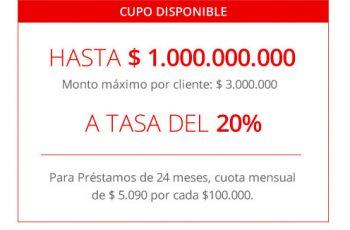 PRÉSTAMO MIPYMES Santander